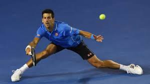 novak djokovic the contortionist