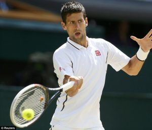 Novak Djokovic decided to play the grass season