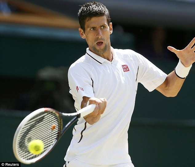 Novak Djokovic decides to play the Queen's Club event