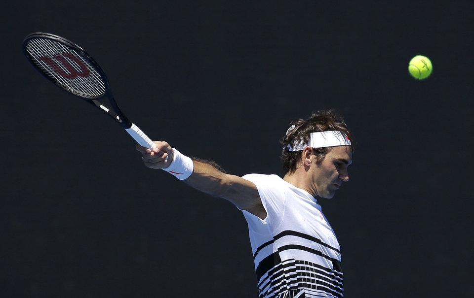 The curious case of Roger Federer