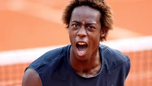 Gael Monfils Clocks 150 MPH Serve