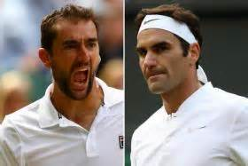 Cilic and Federer could clash in the semifinals of Wimbledon 2018