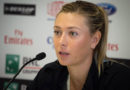 Tennis: Maria Sharapova was an early casualty in Doha, Qatar, and Mladenovic and Kvitova win their first rounds.