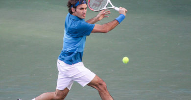 Tennis: Federer is an exceptional talent as compared to Nadal and Djokovic