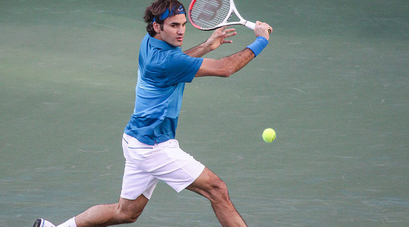 Roger Federer is still a dominant force in tennis