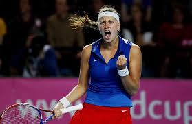 Petra Kvitova beats Serena Williams