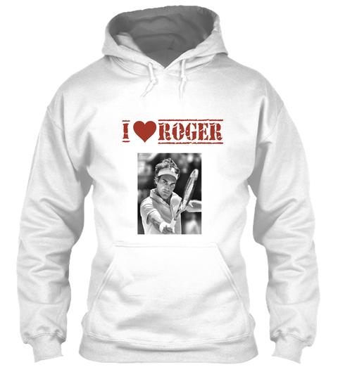Roger Federer Hoodie