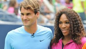 Roger Federer & Serena Williams