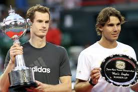 Nadal and Murray
