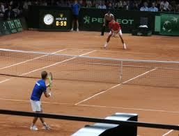 Gasquet and Federer