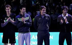 Andy Murray and The Big Three