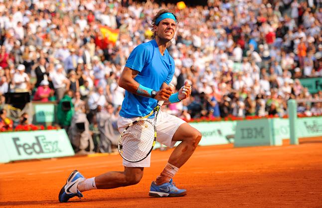 Rafael Nadal decimates Djokovic