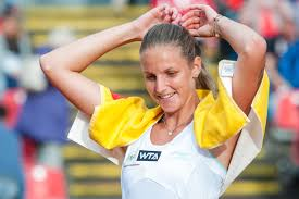 Pliskova ousted at the Southern & Western Open