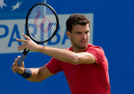 Grigor Dimitrov loses to Stan Wawrinka at the US Open 2018