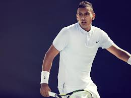 Kyrgios does it again