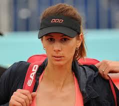Pironkova in 2020 US Open women's quarterfinals